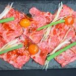 肉と日本酒 ゴッツジェイズ - お通しです!!