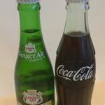 今日和 - コカ・コーラ、ジンジャーエール