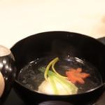 味あら井 - 渡り蟹の真丈