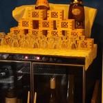 LBK CRAFT - 日本酒やワインの品揃えも豊富♪ 熱燗もできるそうです♡