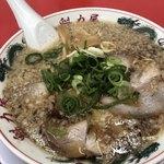 ラーメン魁力屋 - 料理写真:醤油
