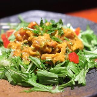 タンドールバル カマルプール - 料理写真: