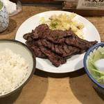 77329834 - 牛タン定食C(6枚)