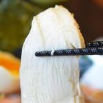 中華そば 四つ葉 - 鶏チャーシュー