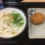 さか枝うどん - 今日の昼御飯パート2
