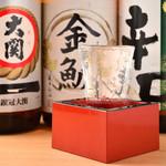 中華料理 回味 - 日本酒
