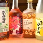 中華料理 回味 - 果実酒