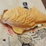 日本一たい焼 奈良桜井店 - ハムエッグたい焼き