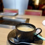 エイジング・ビーフ ワテラス - サービスコーヒー