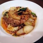アジア・デ・チャイナ - 料理写真:回鍋肉