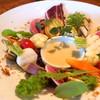 KOKON/Bistro - 料理写真:旬野菜のバーニャカウダ
