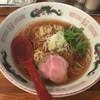 ソライロ - 料理写真:中華そば 醤油