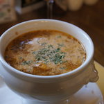 イタリア小僧 - トマトと野菜のスープ