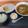 どんぐり亭 - 料理写真:餃子定食(800円)