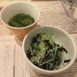 エイジング・ビーフ TOKYO - サラダ