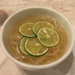 エイジング・ビーフ TOKYO - 冷麺