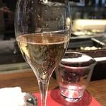 77345203 - 3種利きワインのスパークリング