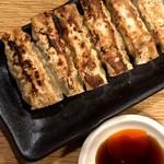 麺屋 団長 - とろける超薄皮餃子