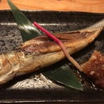 和酒バル 鈴家 - 焼魚