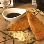 ビーストキッチン - アジフライ