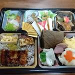 あんだん亭 - 料理写真:2000円のお弁当