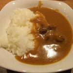 神戸山の手グリル - ご飯をカレーに出来ます