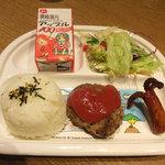 神戸山の手グリル - お子様ランチ(714円)