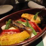 7735607 - パルミジャーノチーズと野菜のオーブン焼き