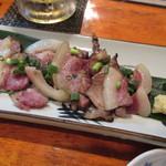 居酒屋 よっしー - カマイのあぶり焼き(ハーフ)