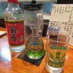 居酒屋 よっしー - 菊の露 一合