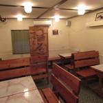 居酒屋 よっしー - テーブル席