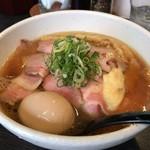麺屋宗 - 料理写真:味玉肉まきそば