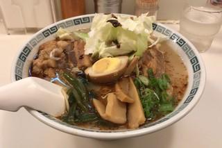 桂花ラーメン 新宿東口駅前店 - 【再訪】太肉麺
