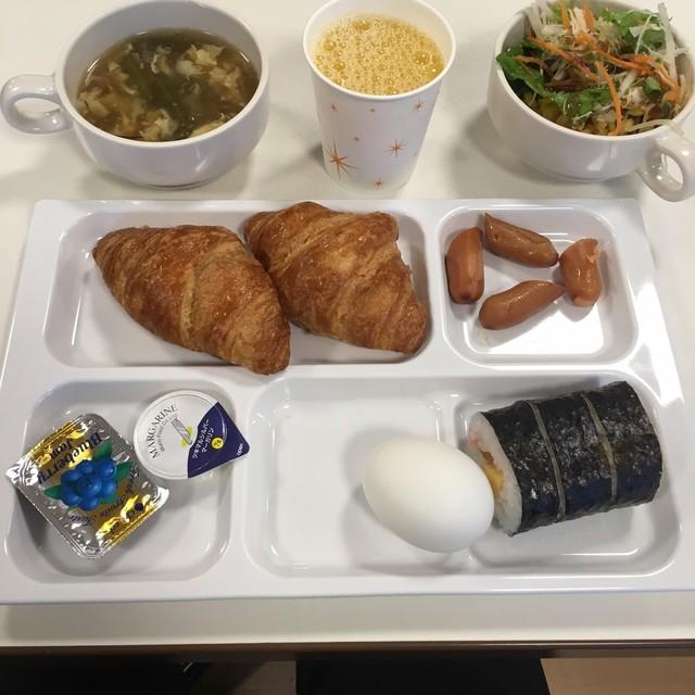 コンフォートホテル岡山無料朝食