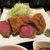 金澤牛かつ小林 - 料理写真:ダブル盛りのとろろ付