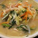 77357258 - 野菜刀削麺