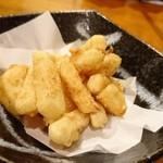 まるわ - 料理写真:長芋フライ