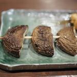 新宿うな鐵 恵比寿店 - 椎茸