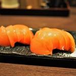 新宿うな鐵 恵比寿店 - 冷やしトマト
