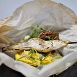 TSU・SHI・MI - 白くない白菜 貴白菜(発酵)/北海道産 生シシャモ
