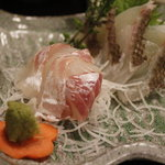 でんぐり - 鯛の刺身