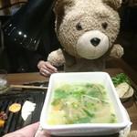 77361719 - 野菜スープ(380円)174g