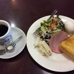 嵯峨コーヒーハウス - 料理写真: