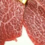立喰☆焼肉 - ええ赤身