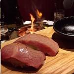立喰☆焼肉 - トロける寿司