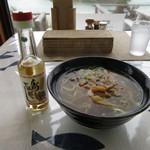 レストハウス 星の砂 - 料理写真:八重山そば 550円 (2017.11)