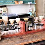 トラベリング コーヒー - 店内