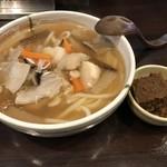 活麺富蔵 - 新作限定メニュー1242円(税込)