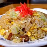 美濃屋 - 料理写真:炒飯拡大