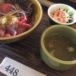 カフェバル ヨシヤ - ローストビーフ丼 1,200円(税込)